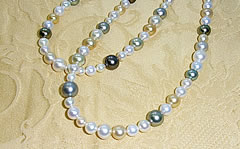 想い出の真珠をモダンにアレンジしませんか?