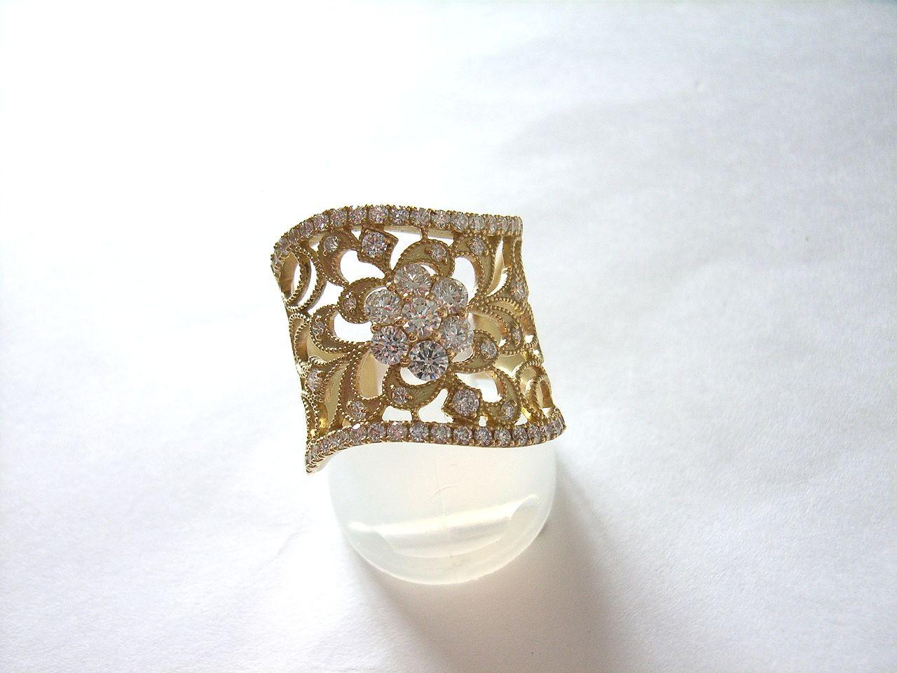 ダイアモンドリング